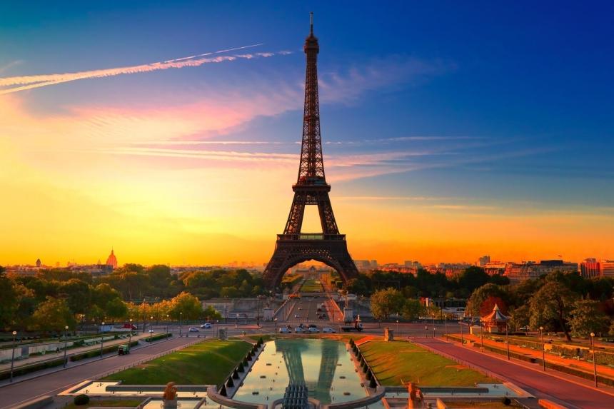 Уикенд в Париже